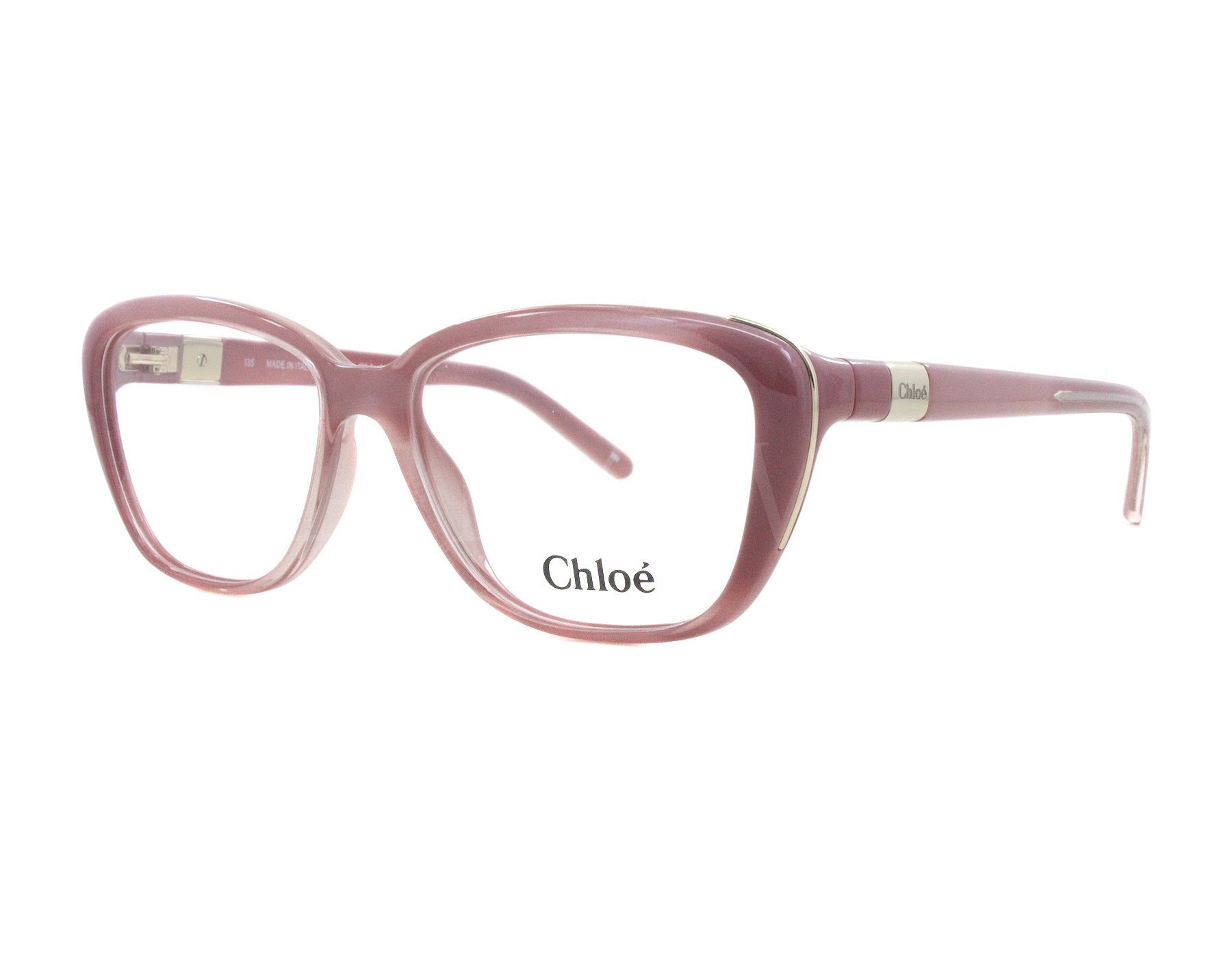 406fd1336d5 Details about NEW Chloe CE 2623 643 Antique Rose Optical Eyeglasses Frames
