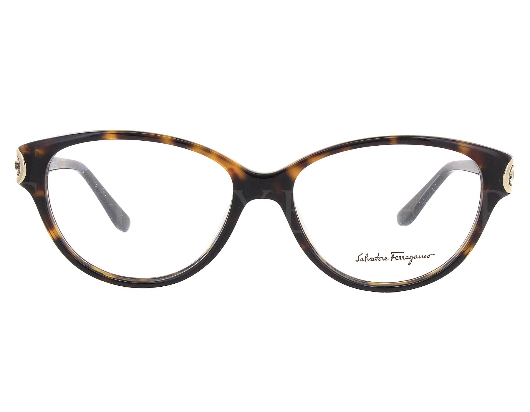 5f0e2f9afe NEW Salvatore Ferragamo SF 2735 214 53mm Tortoise Optical Eyeglasses ...