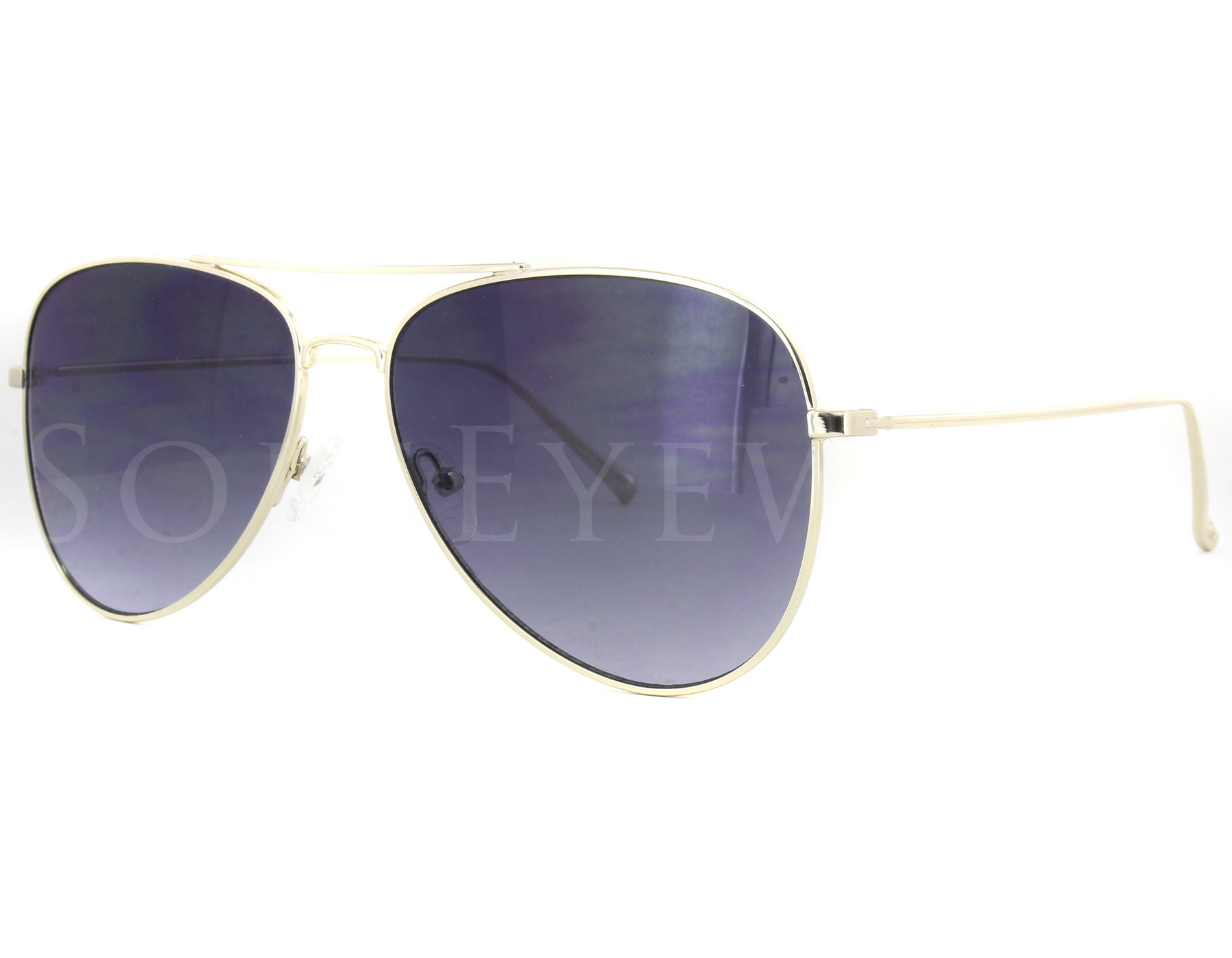 1723e1b77fc33 NEW G By Guess GG 2124 5932B Gold   Grey Sunglasses 664689891863