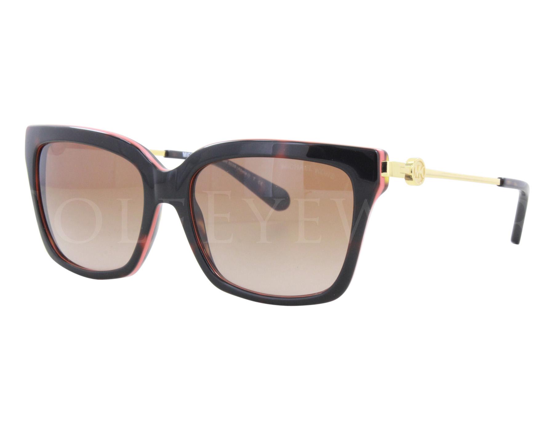 3c9c5a74a7 Details about NEW Michael Kors MK 6038 313013 Tortoise Orange   Brown  Sunglasses