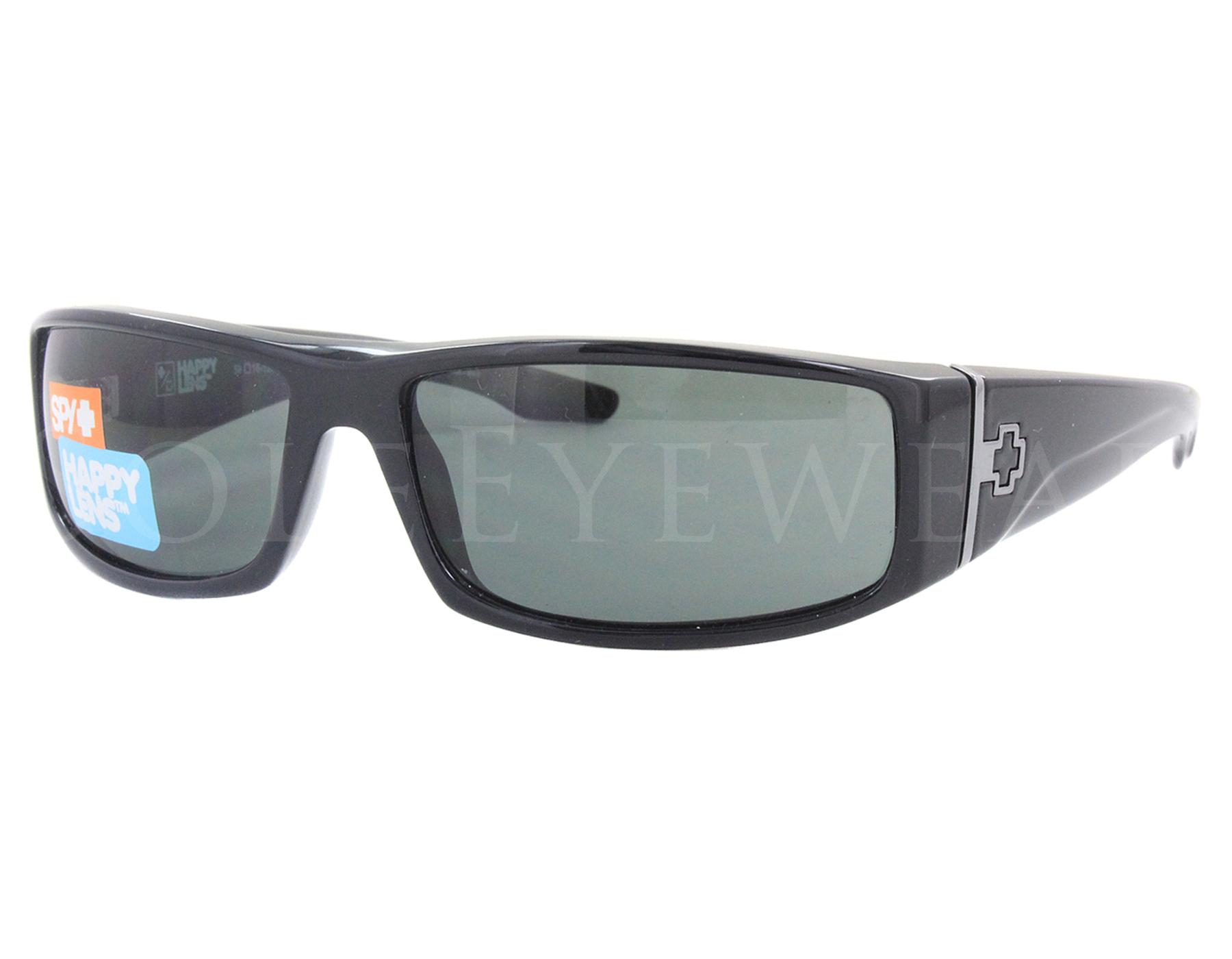 0179becd1b28 Details about NEW SPY OPTICS Cooper Black   Happy Grey Green 670195038863  Sunglasses