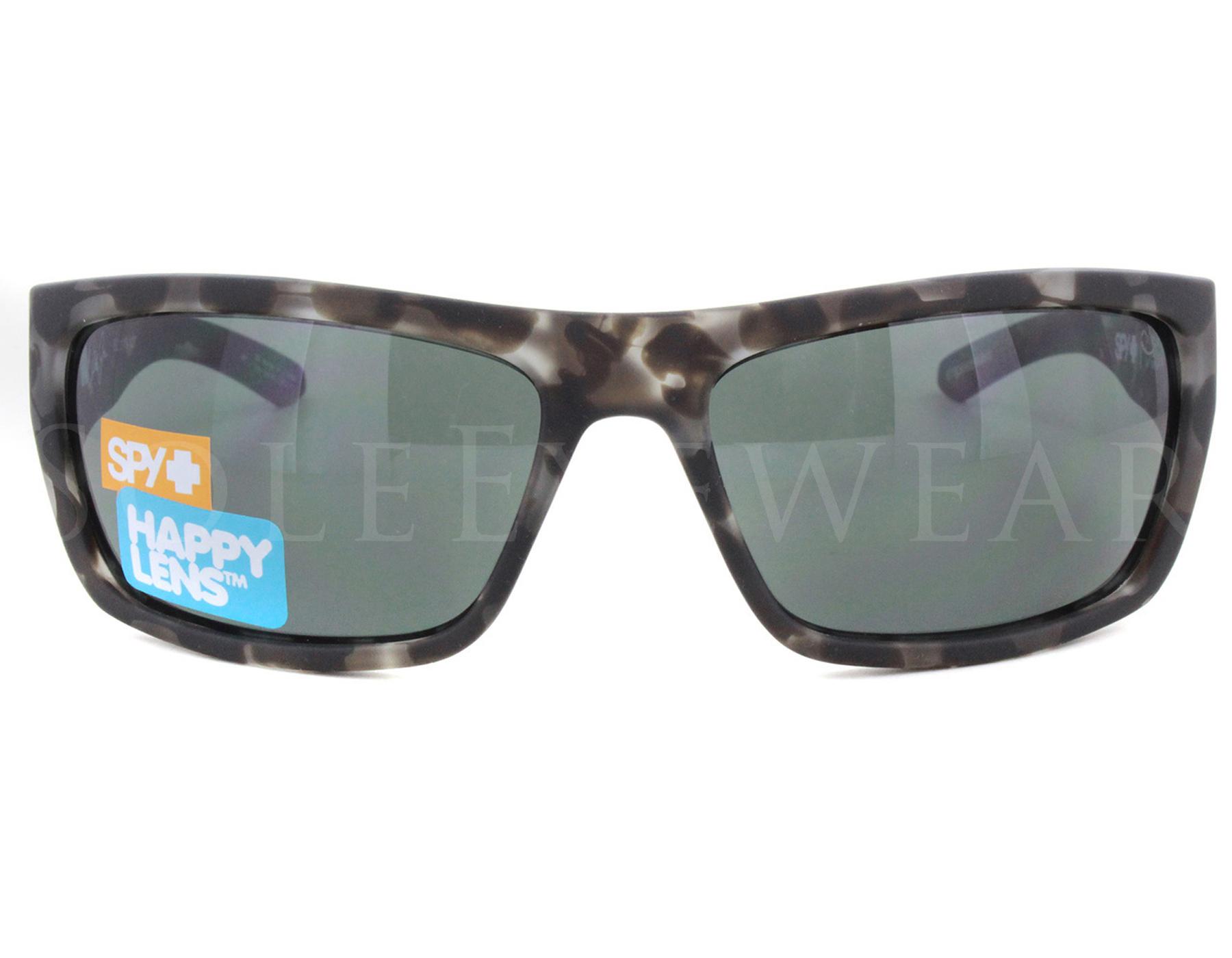 bed41e2164e8 NEW Spy Optics Dega 673368289863 Soft Matte Smoke Tortoise   Hap ...