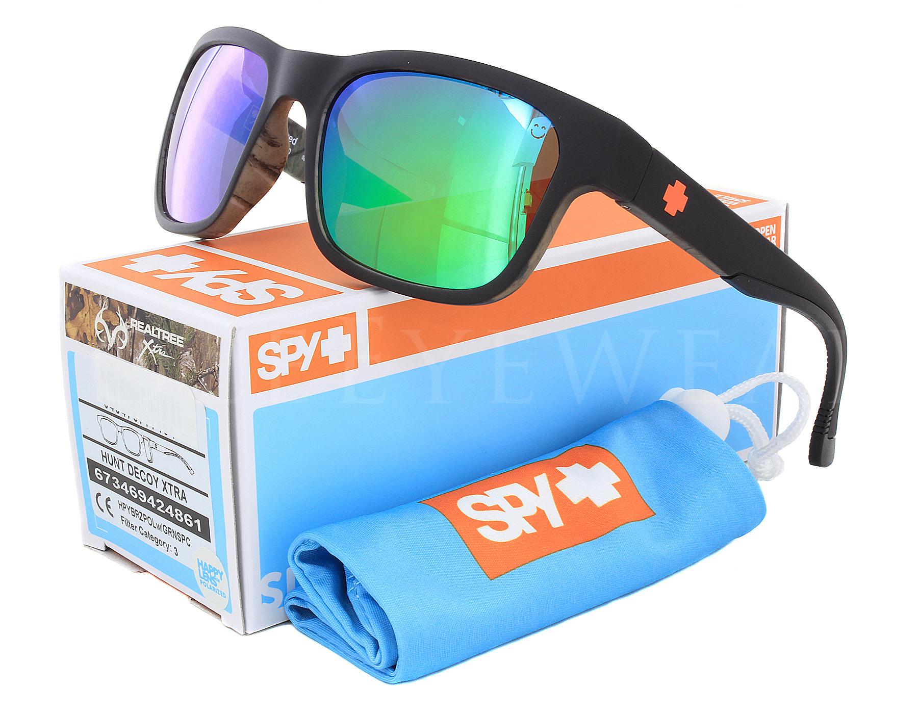 7d39ef589a2c4 NEW Spy Optics Hunt Decoy Realtree Extra   Green Spectra ...