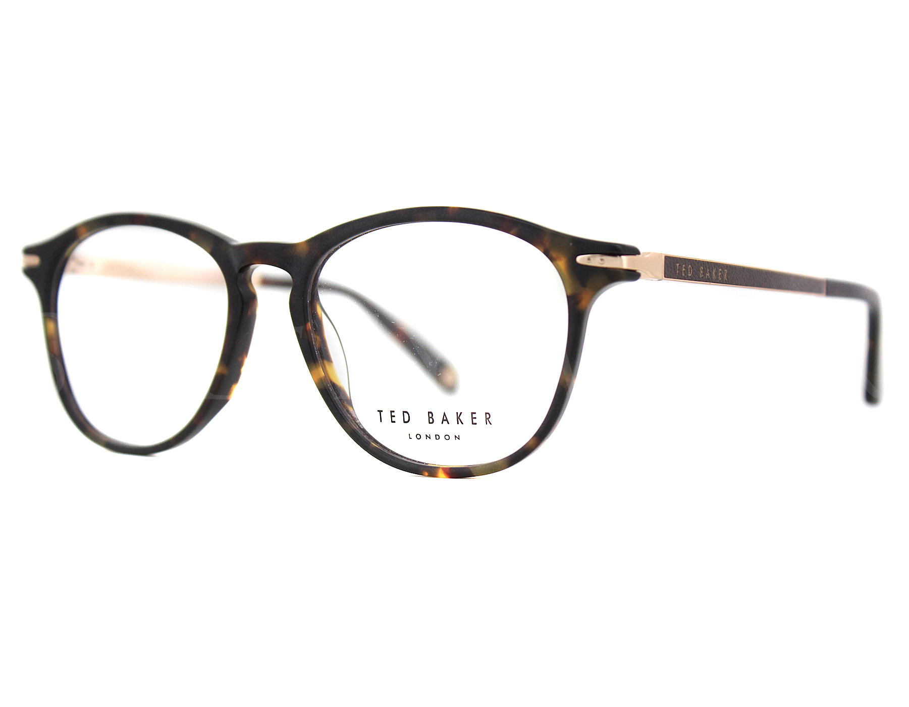 fbaceacae2 Details about NEW Ted Baker Finch TB 8160 145 50mm Tortoise Optical Eyeglasses  Frames
