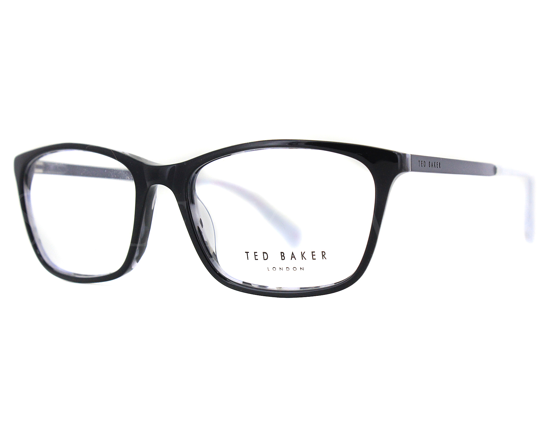 818c1b4e3e Details about NEW Ted Baker Persy TB 9097 001 52mm Black Optical Eyeglasses  Frames
