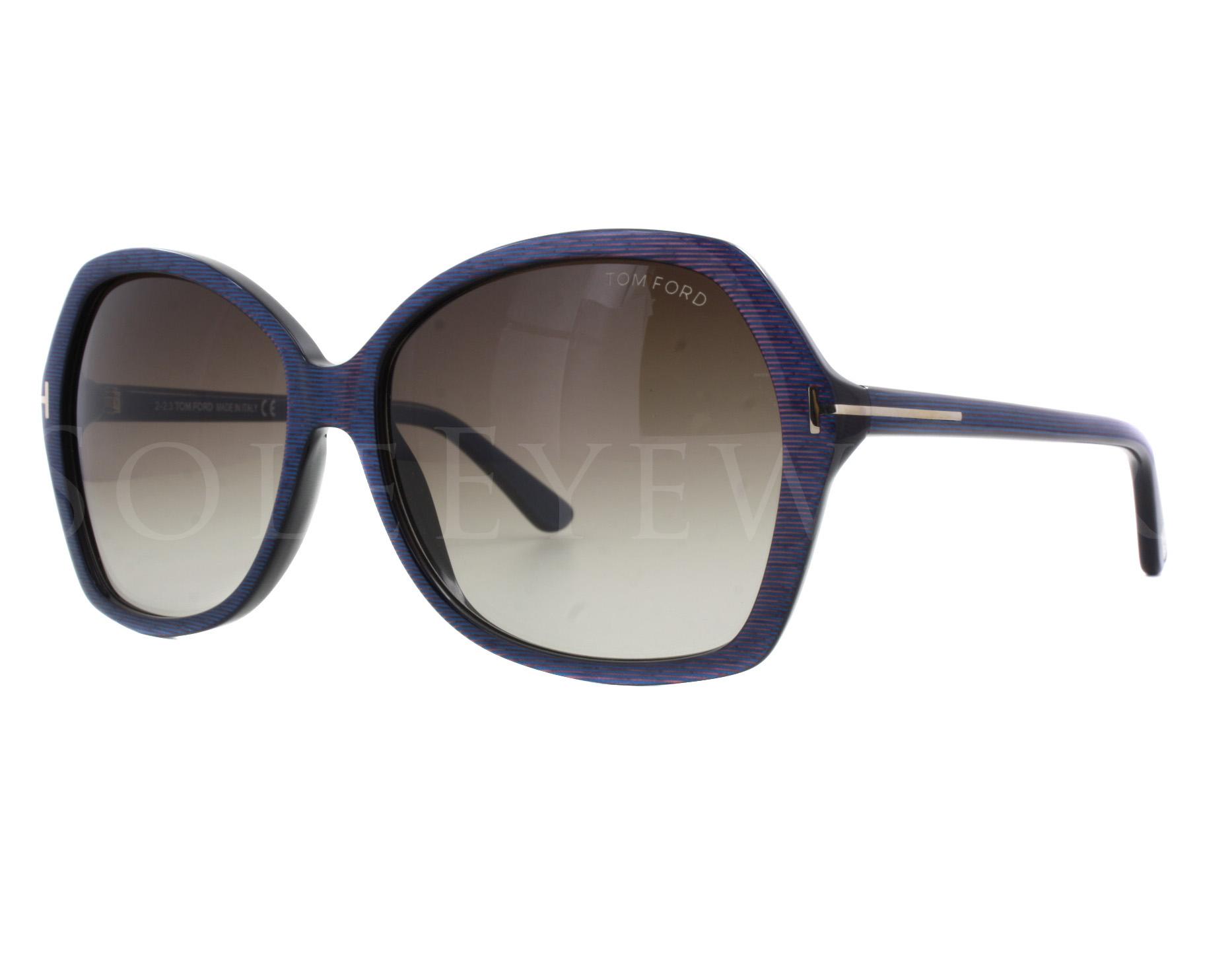 Sonnenbrille Carola (FT0328) Tom Ford GM5nX9Z